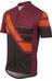 PEARL iZUMi MTB LTD Kortärmad cykeltröja orange/röd